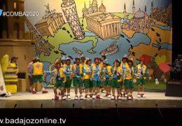 A contragolpe – Preliminares 2020 Concurso Murgas Carnaval de Badajoz