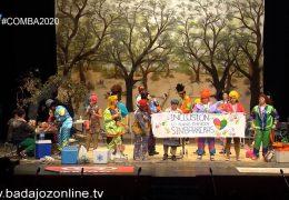 Murguer Queen– Preliminares 2020 Concurso Murgas Carnaval de Badajoz