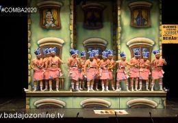 Los Mirinda- 3er Día Preliminares Concurso de Murgas Badajoz 2020