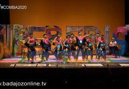 Yo no Salgo – Preliminares 2020 Concurso Murgas Carnaval de Badajoz
