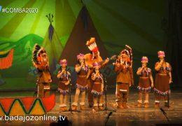 Haciendo el Indio- Concurso de Murgas Infantiles Badajoz 2020