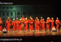 Los de rojo que te cojo- Concurso de Murgas Infantiles Badajoz 2020