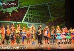 Marvel no hay más que una- Concurso de Murgas Infantiles Badajoz 2020