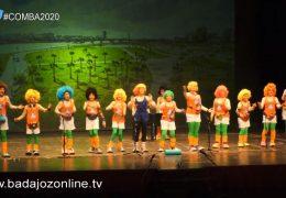 A la verita del río- Concurso de Murgas Infantiles Badajoz 2020