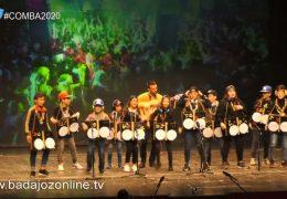Los que no paran de pinchar- Concurso de Murgas Infantiles Badajoz 2020