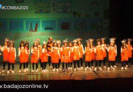 Vamos de infantil- Concurso de Murgas Infantiles Badajoz 2020