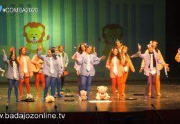CEI 'Congreso de los Diputados'- Concurso de Murgas Juvenil Badajoz 2020