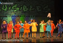 Comunidad diversa de los Invisibles- Concurso de Murgas Juvenil Badajoz 2020