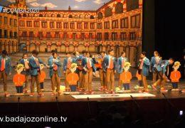 Padre no hay más que uno- Concurso de Murgas Juvenil Badajoz 2020