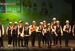 Santo Anggelo- Concurso de Murgas Juvenil Badajoz 2020