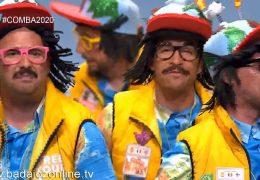A Contragolpe- Semifinales Concurso de Murgas Carnaval de Badajoz 2020