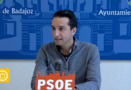 Rueda de prensa PSOE- Carnaval