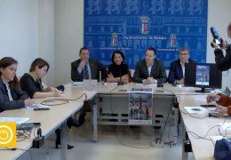 Rueda de prensa Cultura- Web 'Badajoz cofrade y Monumental'