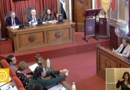 Pleno Ordinario de Febrero del 2020 del Ayuntamiento de Badajoz