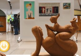 Mujeres artistas y sus miradas, en una exposición
