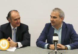 Rueda de prensa alcalde- Inauguración instalaciones GSS