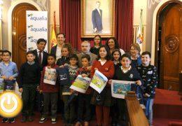 Ayuntamiento y Aqualia entregan los premios del Concurso Digital Infantil