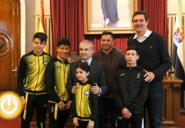 Cuatro badajocenses participarán en el Yokoso Dutch Open 2020