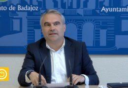 Rueda de prensa alcalde- Medidas COVID-19