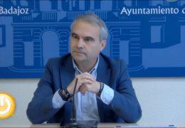 Rueda de prensa alcalde- Acciones municipales COVID-19