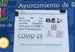 El Ayuntamiento lanza una guía con recursos para pymes y autónomos