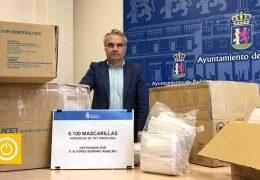Rueda de prensa alcalde -Actualidad