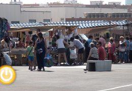 Ayuntamiento y vendedores acuerdan que los mercadillos regresen en junio