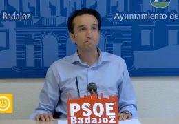 Rueda de prensa PSOE- Bomberos