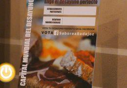 Badajoz retoma el concurso «Badajoz, Capital Mundial del Desayuno»