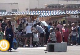 Badajoz volverá a celebrar su mercadillo a partir del 9 de junio