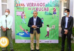 Rueda de prensa alcalde- Veranos en la Rucab