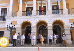 Badajoz guarda un minuto de silencio por el último asesinato machista