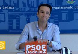 Rueda de prensa PSOE- Balance legislatura