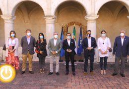 Rueda de prensa alcalde- Recuperación del convento de San Pedro de Alcántara