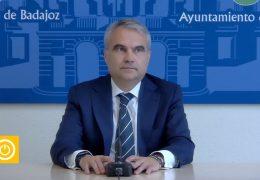 Rueda de prensa alcalde- Disolución grupo VOX