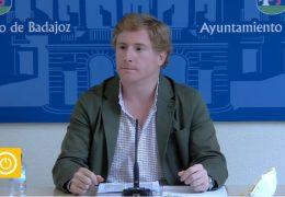 Rueda de prensa portavoz del Gobierno- Junta de Gobierno Local