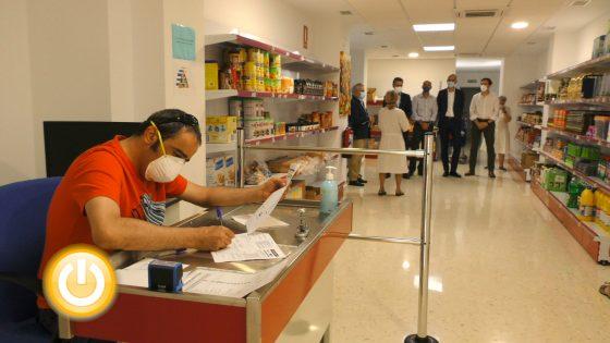 Dos entidades sociales de la ciudad reciben 60.000 euros de Mapfre para alimentos