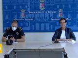 Rueda de prensa Policía Local- Campaña Prevención alcohol