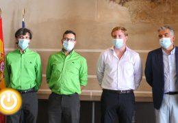 Rueda de prensa Comercio- Presentación 'Badajoz Pinta'