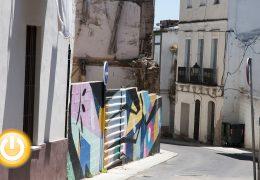'Badajoz Pinta', un proyecto para transformar espacios degradados en arte urbano