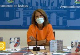 Presentación XXXIX Feria del Libro de Badajoz