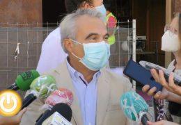 Rueda de prensa alcalde- Visita las obras de Santa Catalina