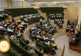 Inaugurado el curso académico de la UEx