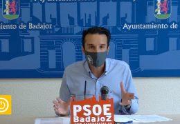 Rueda de prensa PSOE- Propuestas Plan de Impulso