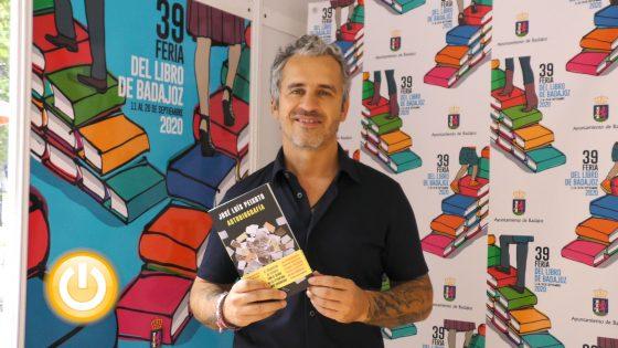 El poeta portugués José Luís Peixoto presenta Autobiografía