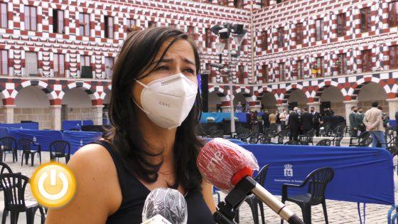 Rueda de prensa colegios- Valoración desinfección