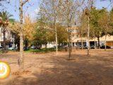 El Consistorio invierte 190.000 euros en acondicionar el parque de Jardines del Guadiana