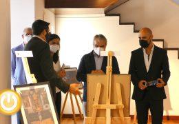 Rueda de prensa alcalde- Inauguración exposición fotográfica Almossassa