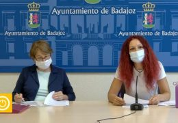 Rueda de prensa Unidas Podemos- PSOE | Mociones al pleno