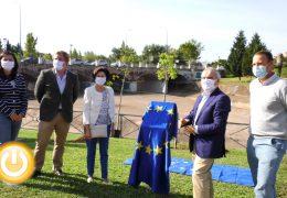 Rueda de prensa alcalde- Día Cooperación Europea